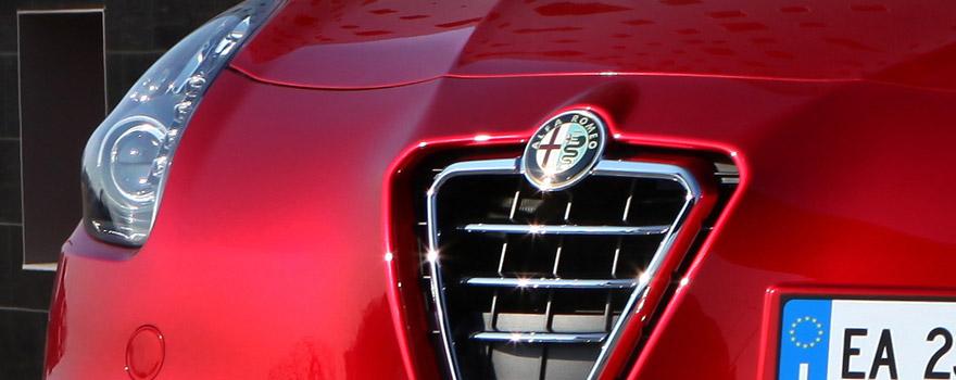 Carrozzeria Alfa Romeo a Torino