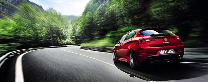 Contatta concessionaria Alfa Romeo Spazio a Torino