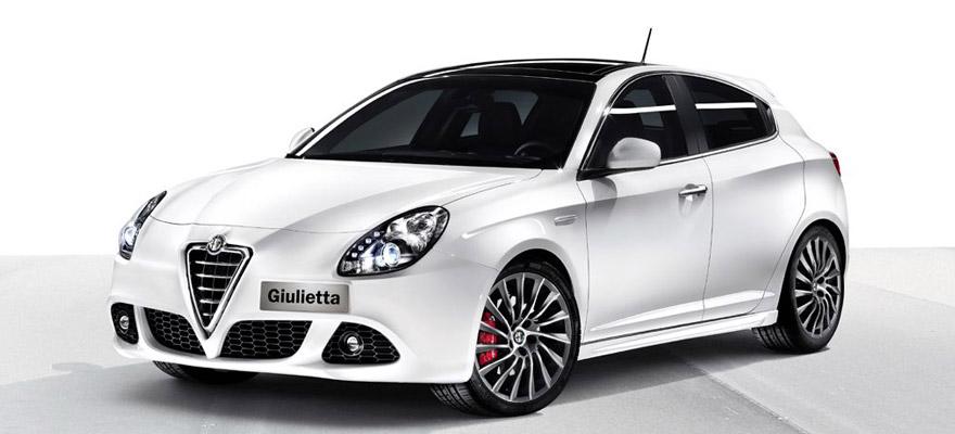 Officina Alfa Romeo in Torino