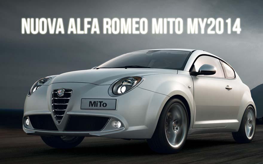 Nuova Alfa Romeo Mito MY 2014
