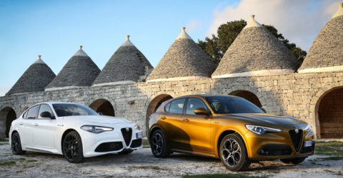 Alfa Romeo Giulia e Stelvio Model Year 2020