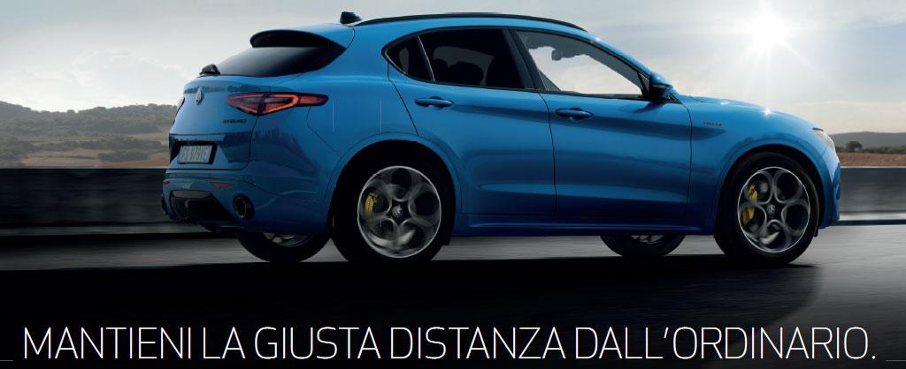 Alfa Romeo Stelvio Torino