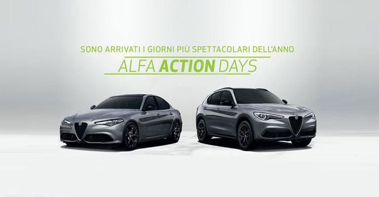 Alfa Action Days Torino